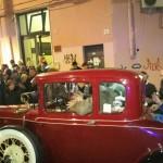 A Napoli in scena con l'auto storica